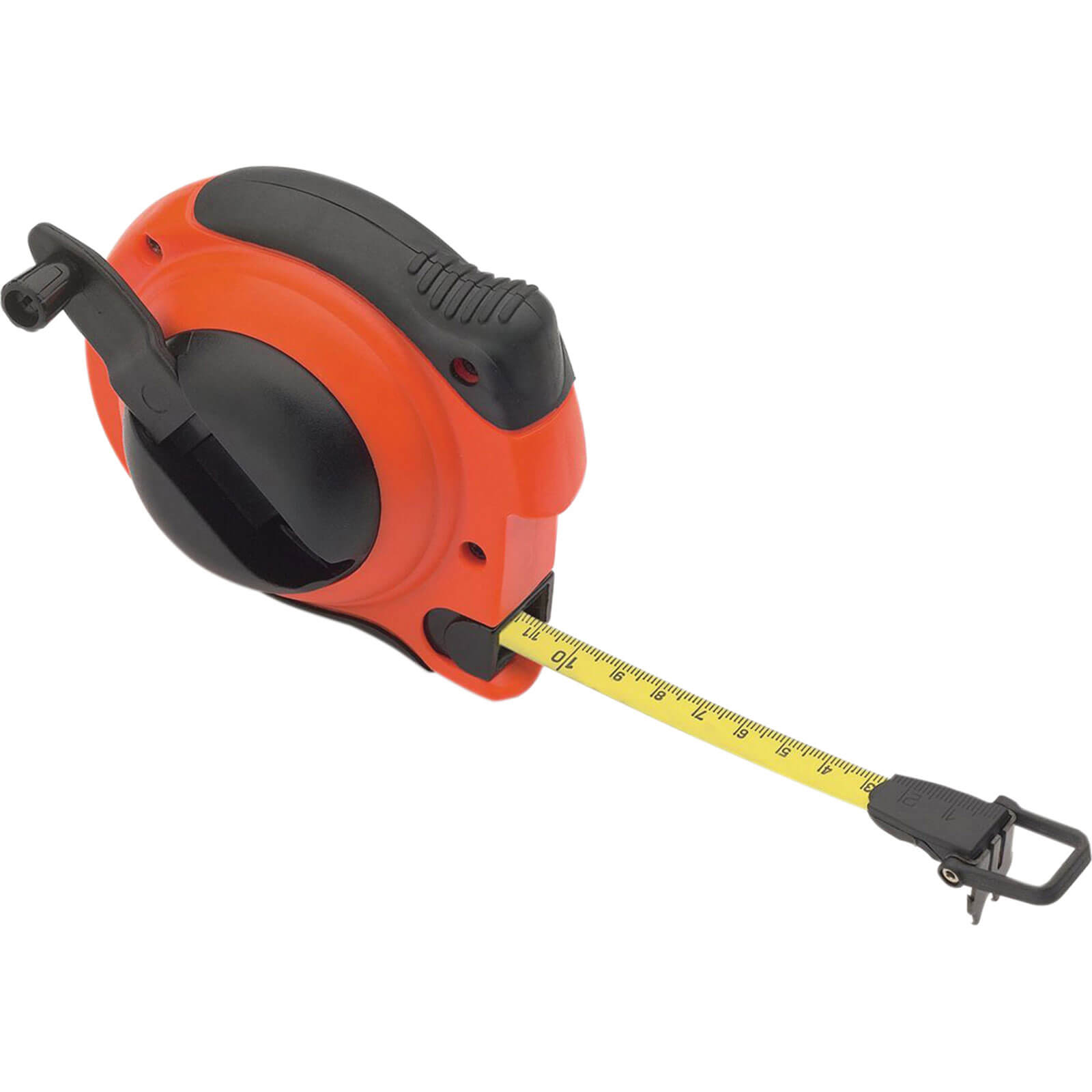 Image of Lufkin Special Long Tape Measure Imperial & Metric 100ft / 30m 10mm
