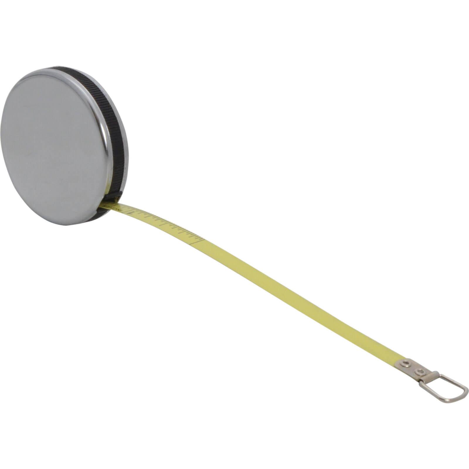 "Image of Lufkin Diameter Tape Measure Imperial & Metric 72"" / 2m 6mm"