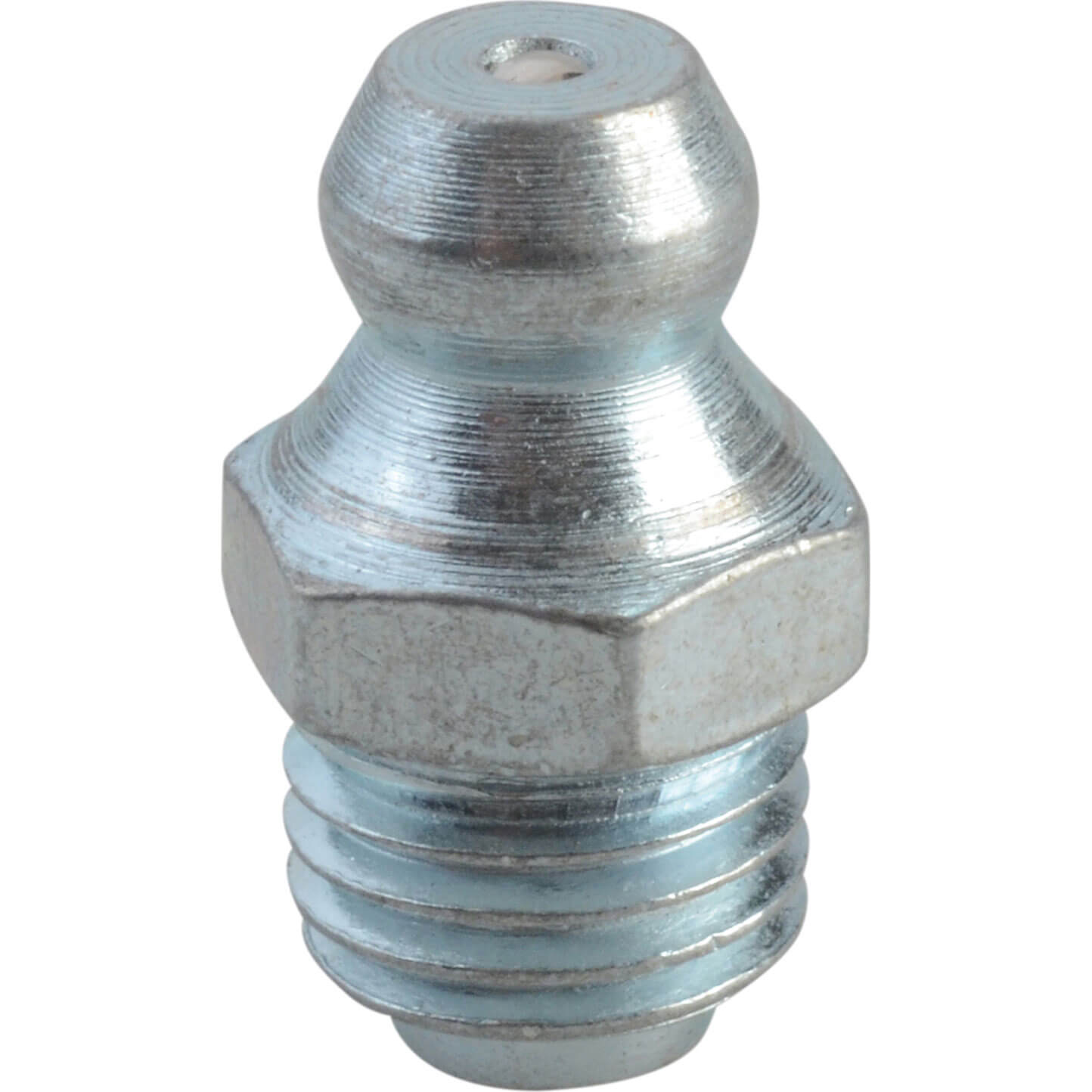Lumatic Hydraulic Nipple Straight Metric Thread M8