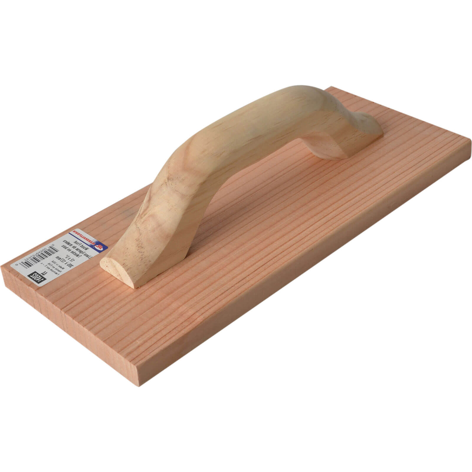 Image of Marshalltown Straight Grain Wood Float