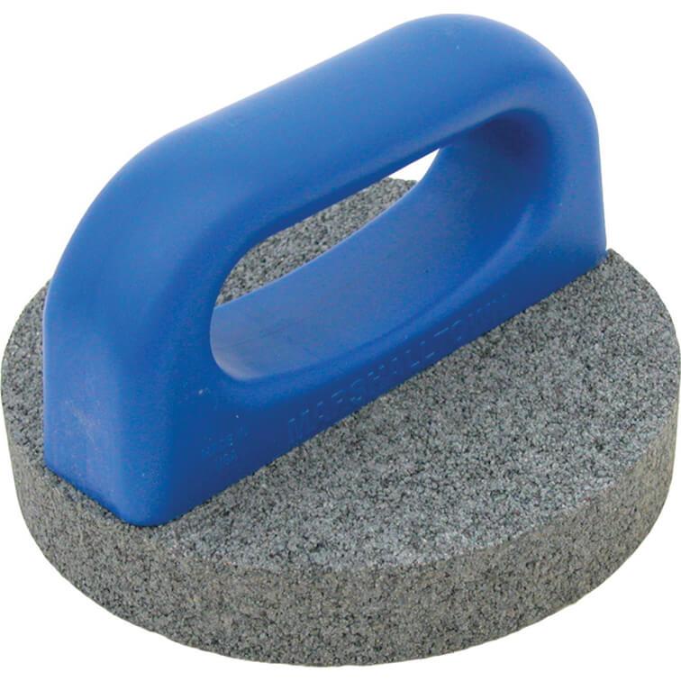 Marshalltown Round Concrete Rubbing Brick 150mm 20g