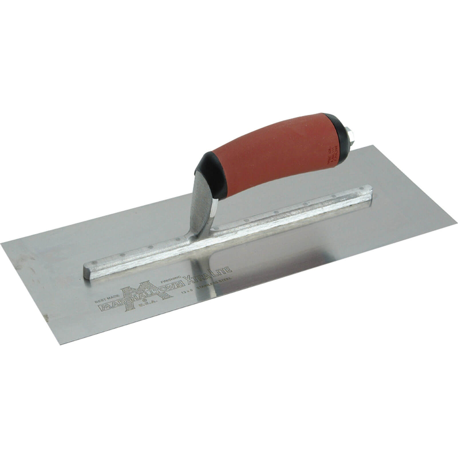 "Image of Marshalltown Stainless Steel Cement Trowel 14"" 4"" 3/4"""