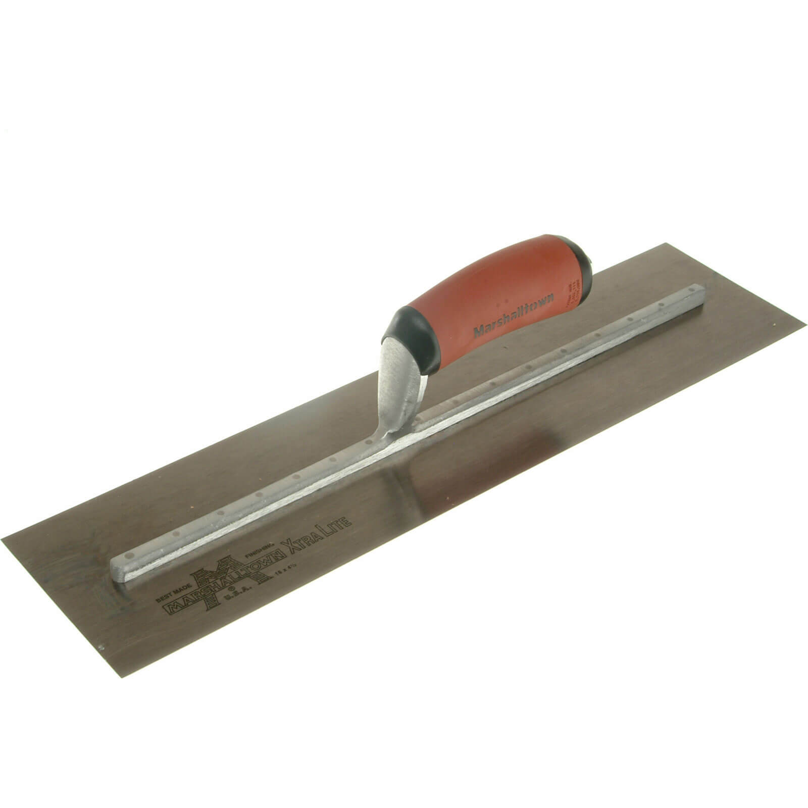 "Image of Marshalltown Cement Finishing Trowel 18"" 4"" 1/2"""