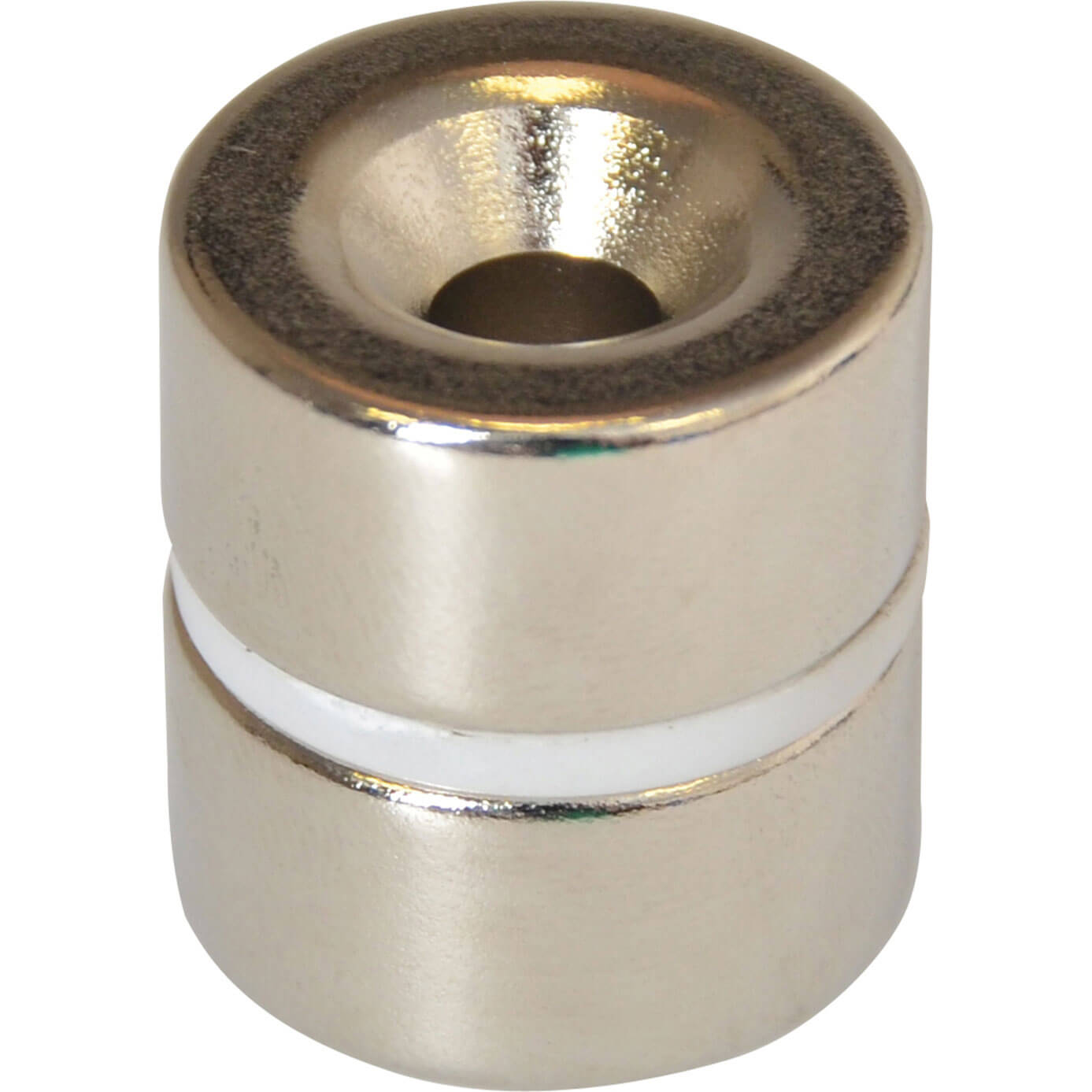 Image of E Magnet 315 Countersunk Magnets 20mm Pack of 2