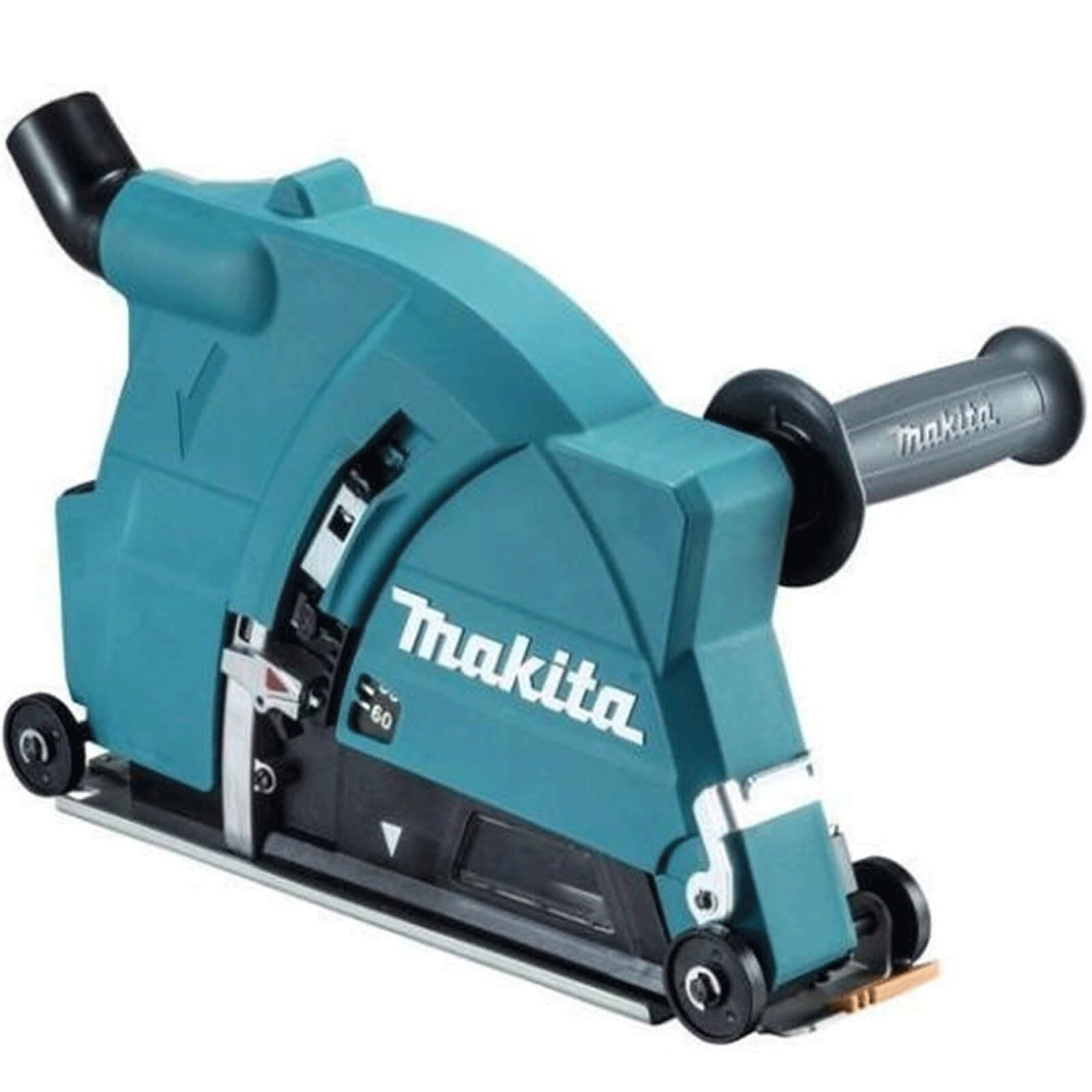 Image of Makita 198440-5 Angle Grinder Dust Collecting Wheel Guard Attachment