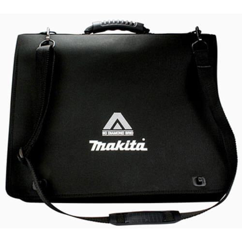 Motorcycle Tool Bag >> Makita Circular Saw Blade Storage Bag