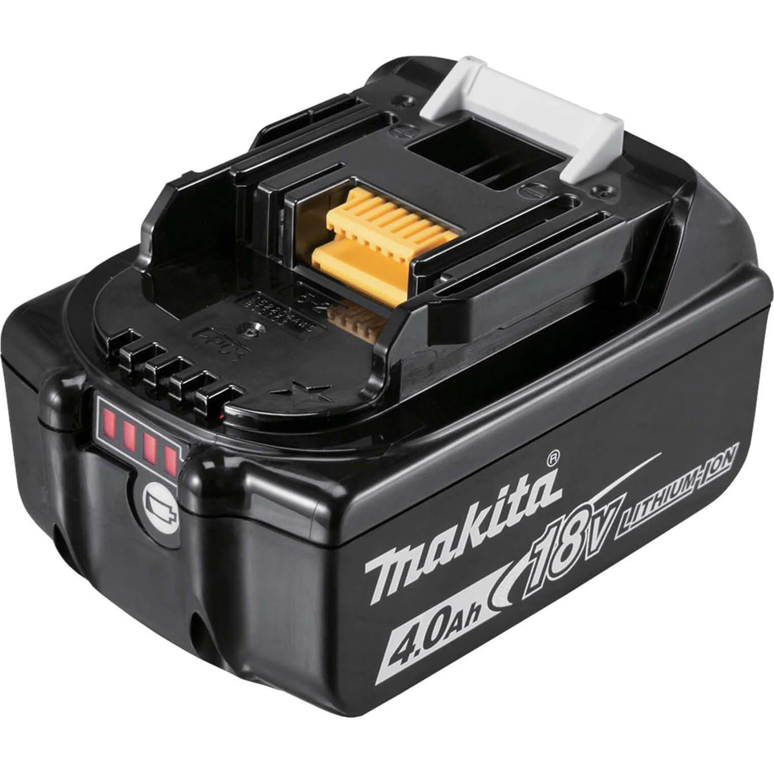 Image of Makita BL1840 18v Cordless Li-ion Battery 4ah 4ah