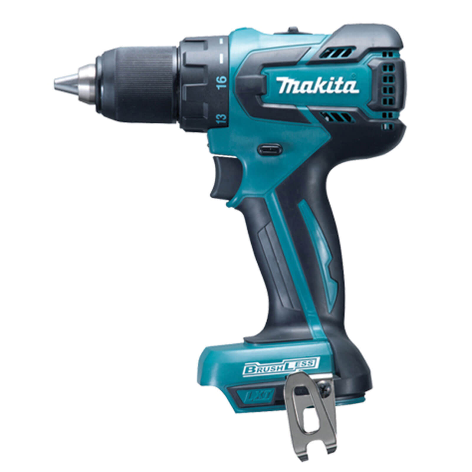 makita ddf459 18v cordless lxt brushless drill driver no. Black Bedroom Furniture Sets. Home Design Ideas
