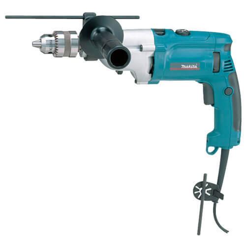 Image of Makita HP2071F Hammer Drill 110v