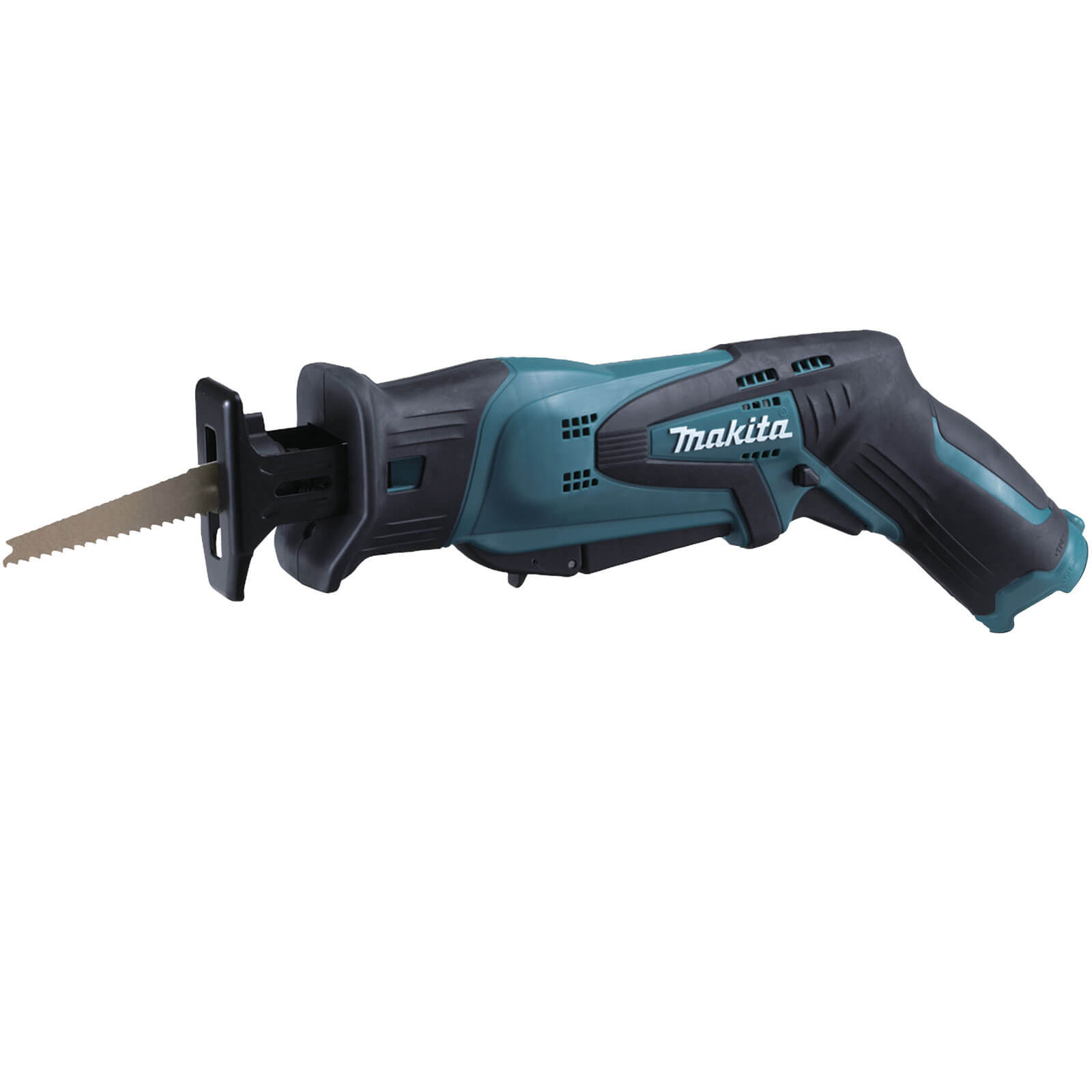 makita jr100d 10 8v cordless reciprocating saw. Black Bedroom Furniture Sets. Home Design Ideas
