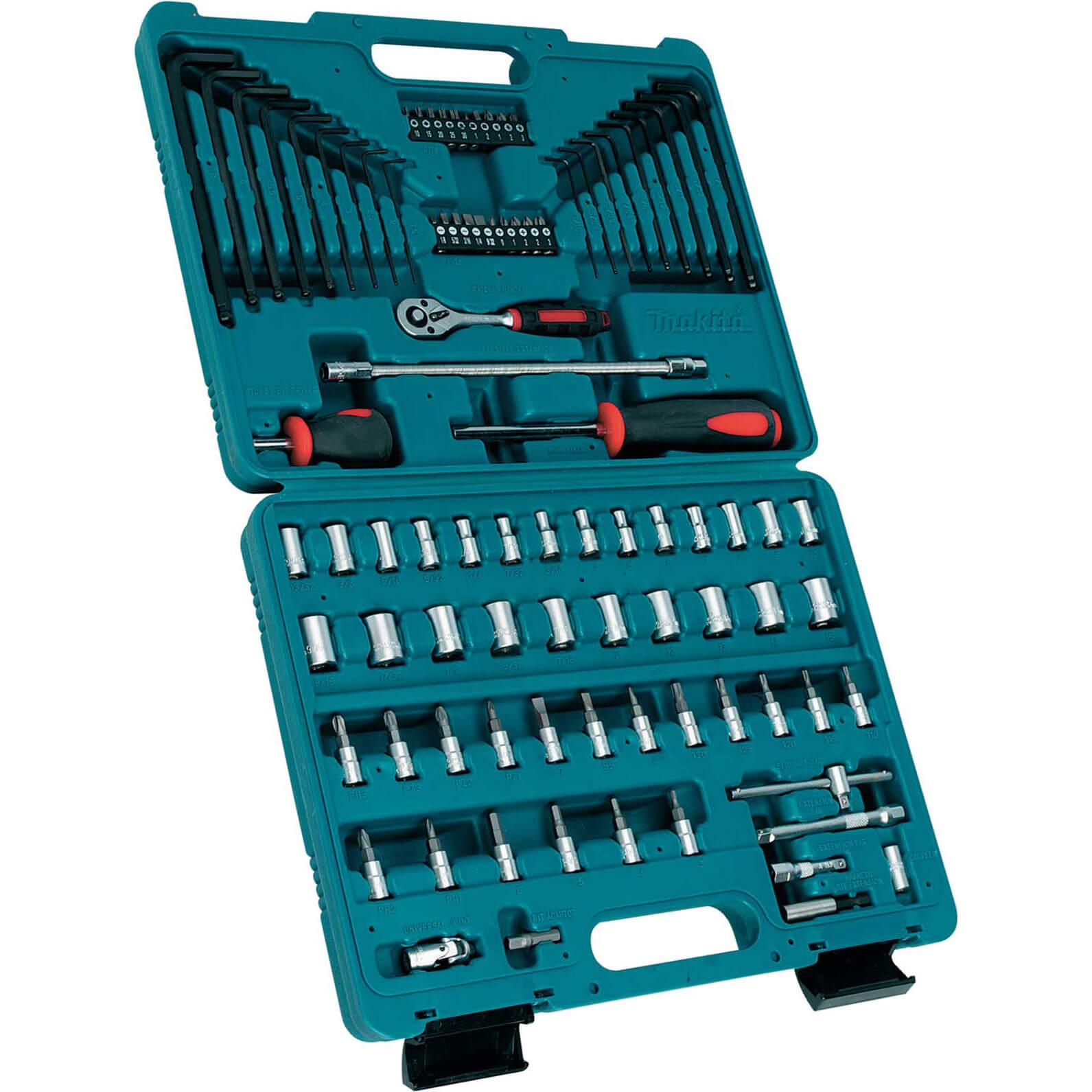 Image of Makita 91 Piece Service Engineers Tool Kit