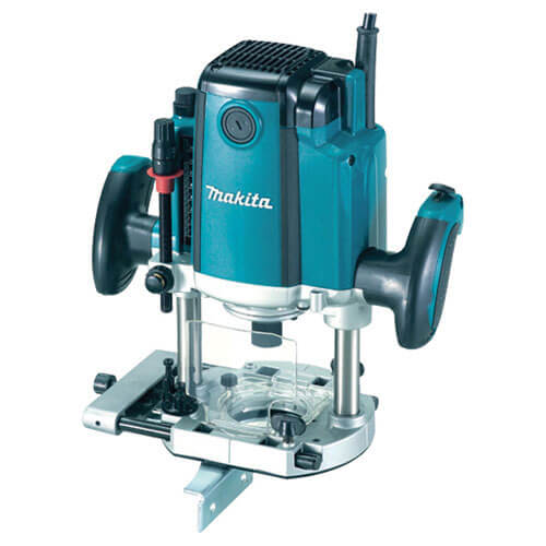 Makita Router RP1801XK 1/2 inch plunge 110v with case Option: 110V