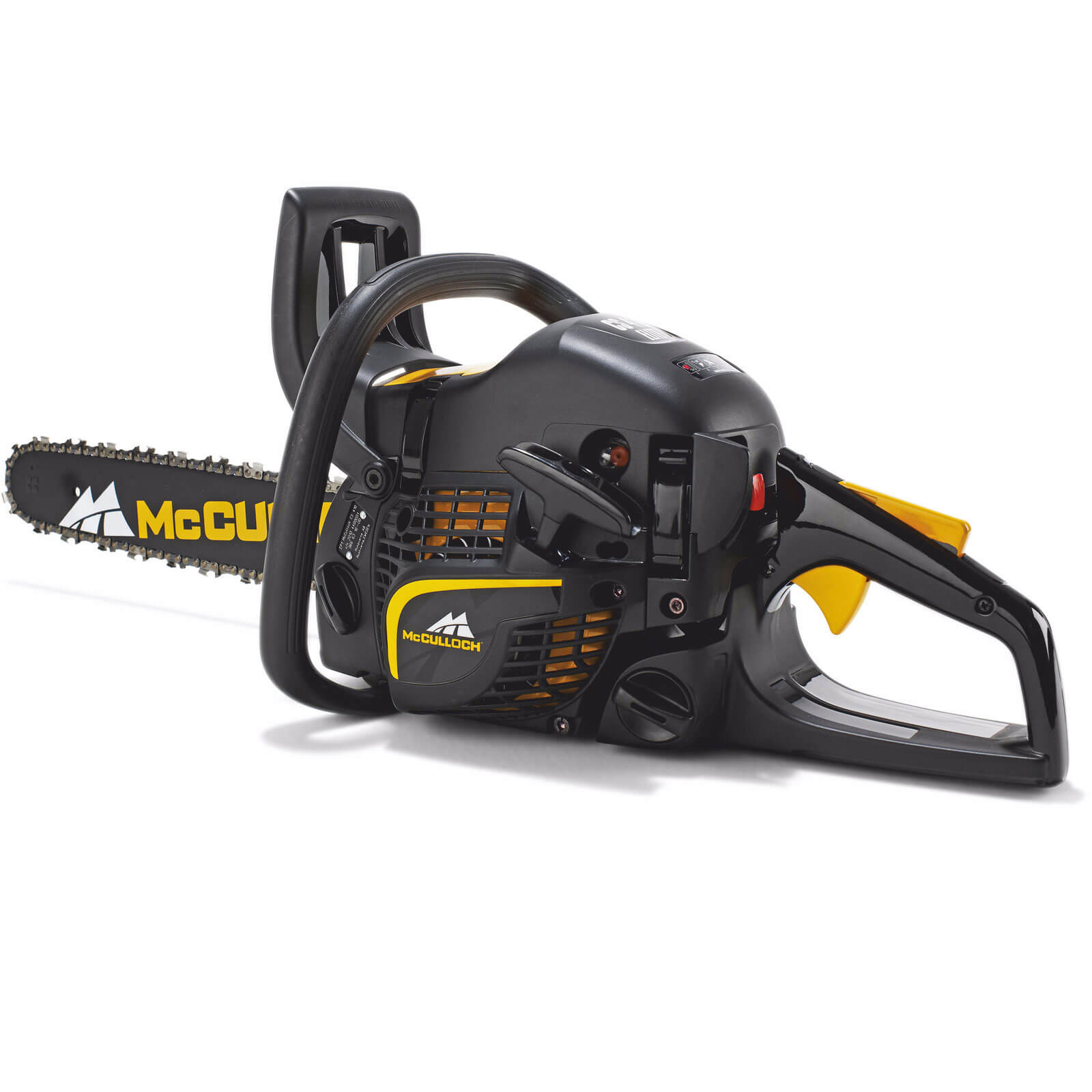 Image of McCulloch CS 410 ELITE Petrol Chainsaw 450mm