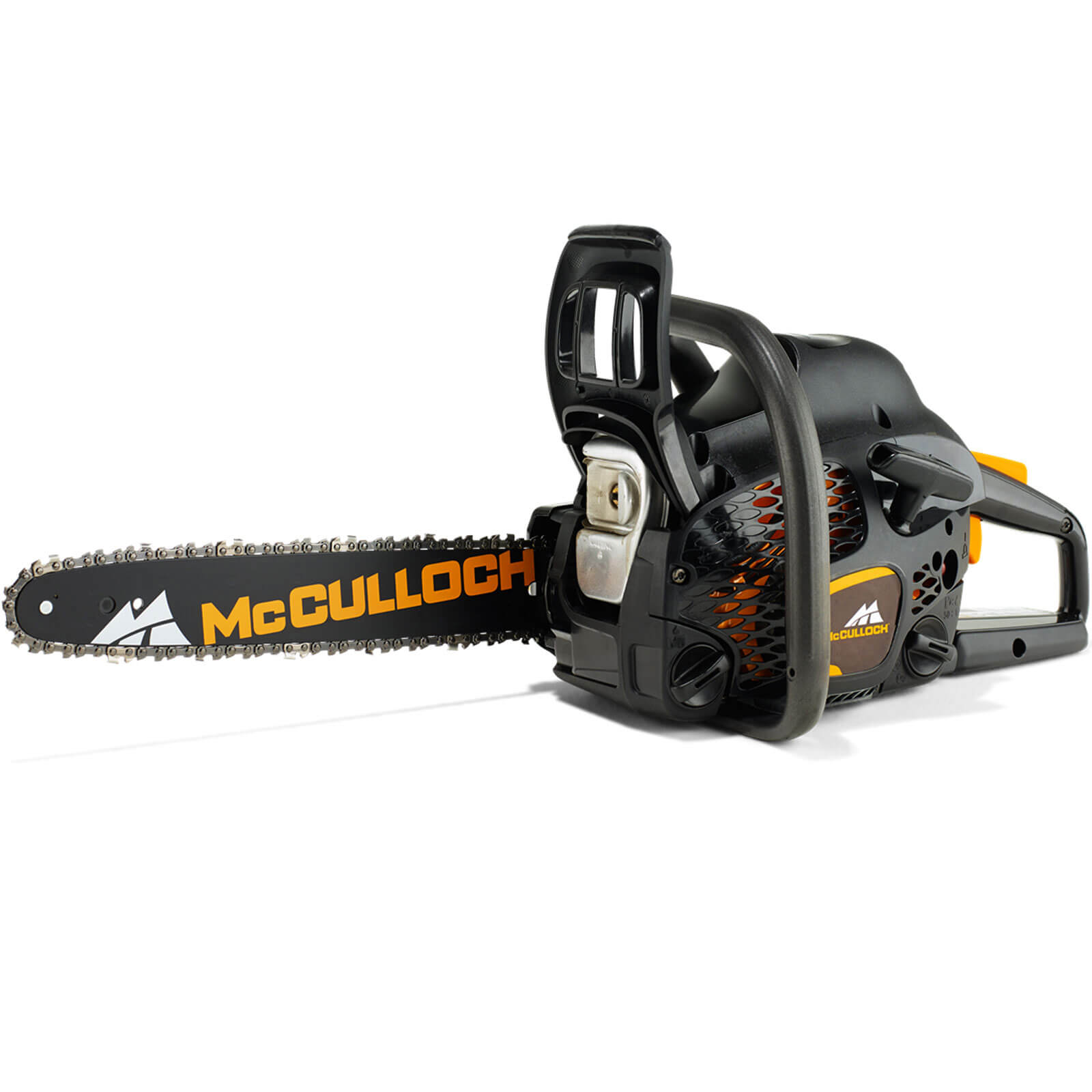 Image of McCulloch CS 42S Petrol Chainsaw 400mm