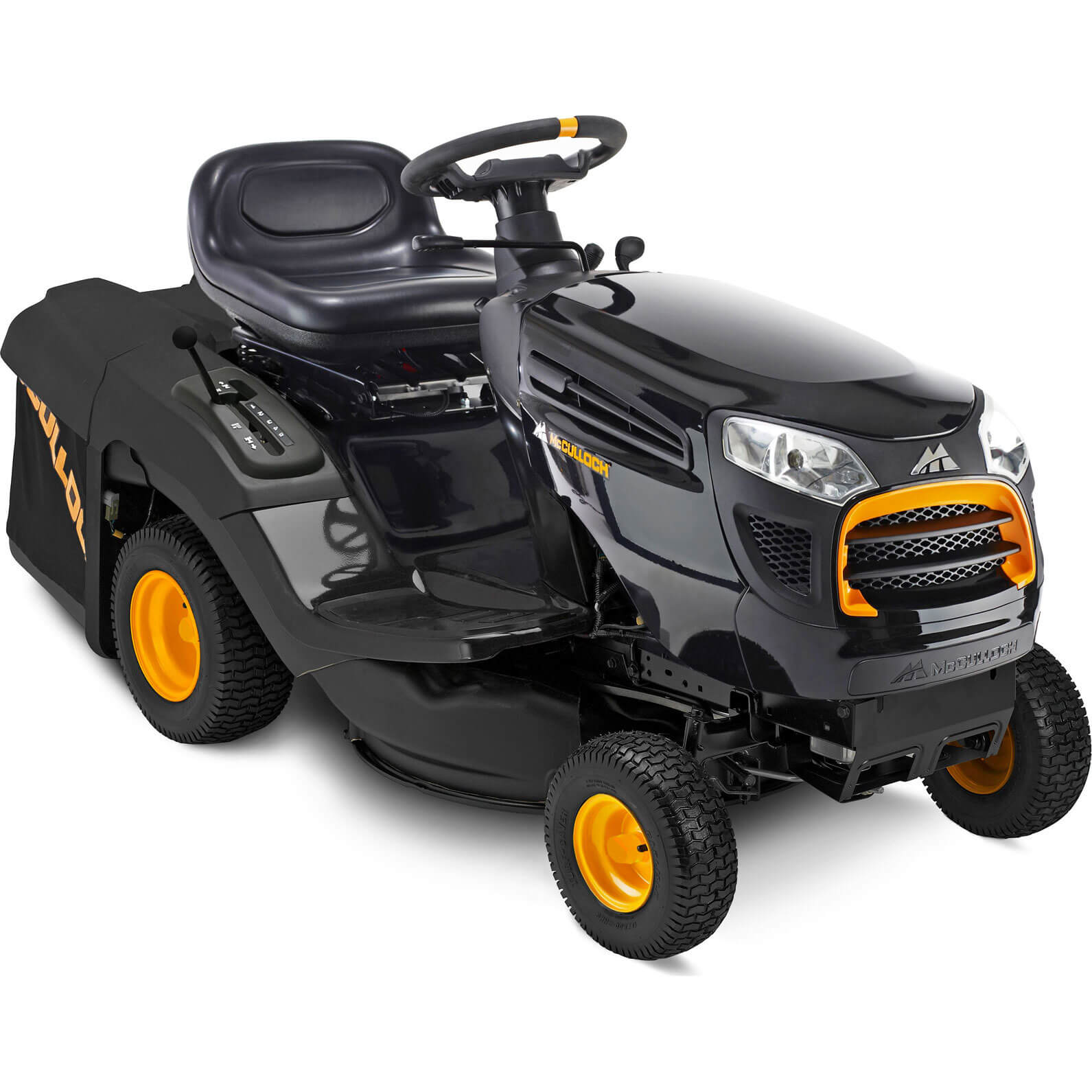 Image of McCulloch M115-77TC Petrol Ride On Lawnmower 77cm