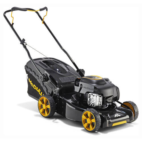 Image of McCulloch M46-125 Push Petrol Rotary Lawnmower 460mm