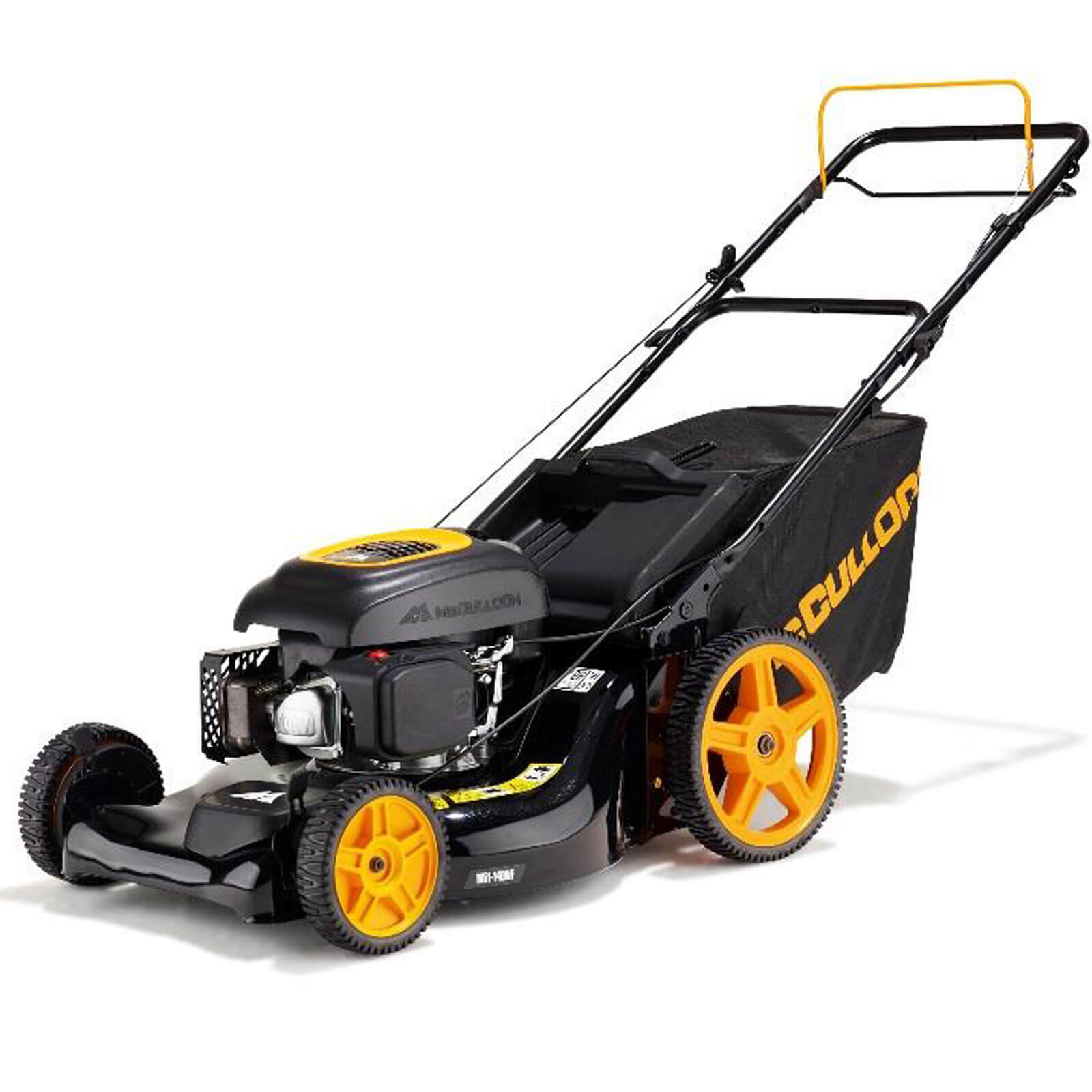 Image of McCulloch M51-140WF Self Propelled Petrol Rotary Lawnmower 510mm