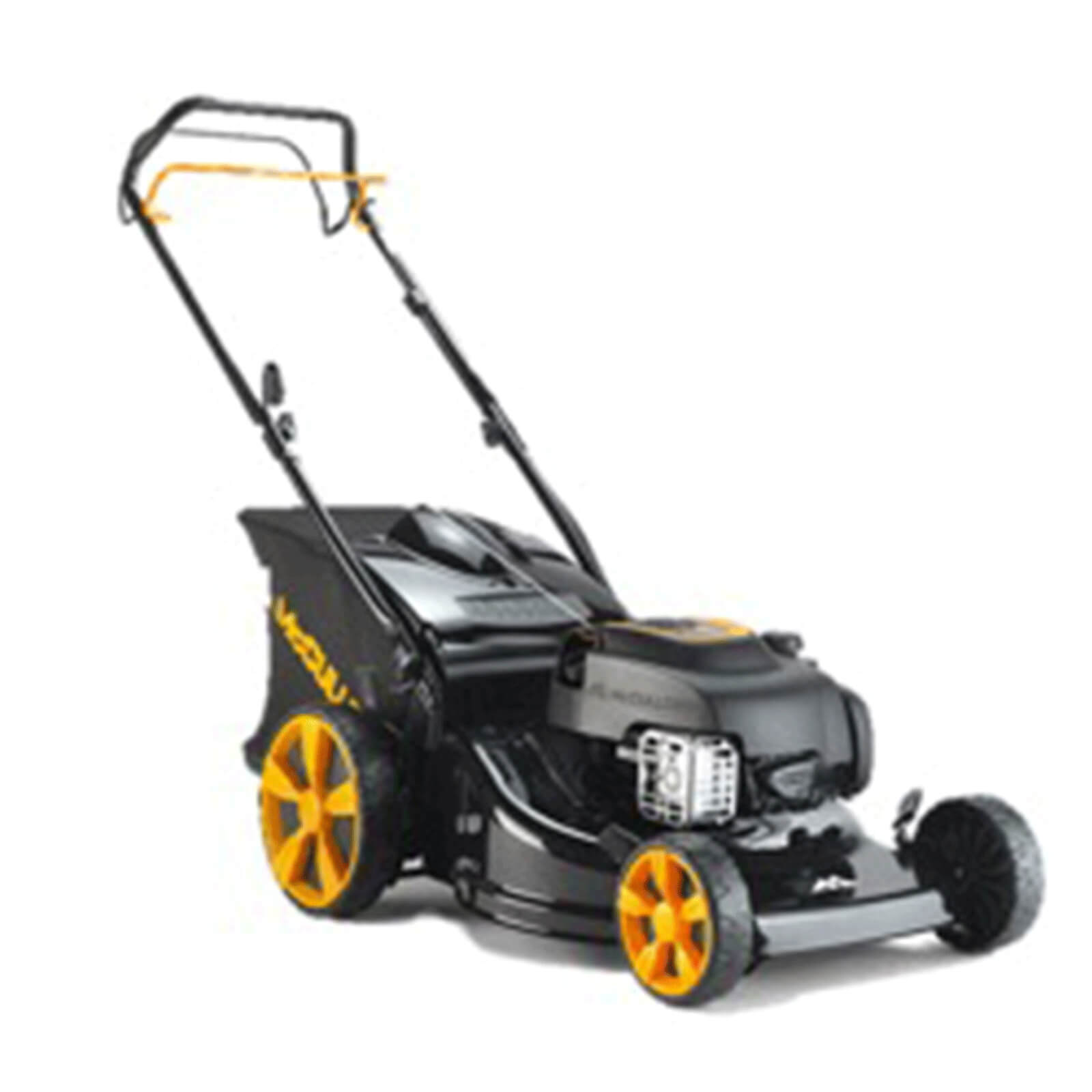 Image of McCulloch M51-140WR CLASSIC PLUS Self Propelled Petrol Rotary Lawnmower 510mm