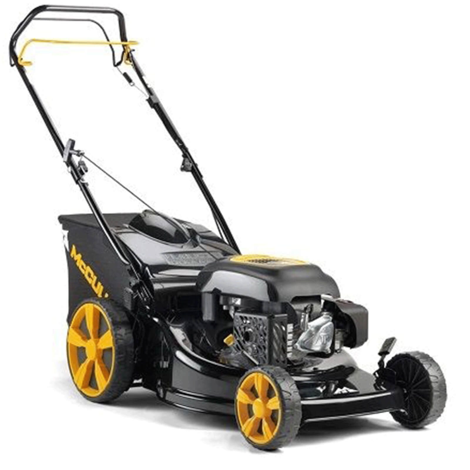 Image of McCulloch M51-150WR Self Propelled Petrol Rotary Lawnmower 510mm