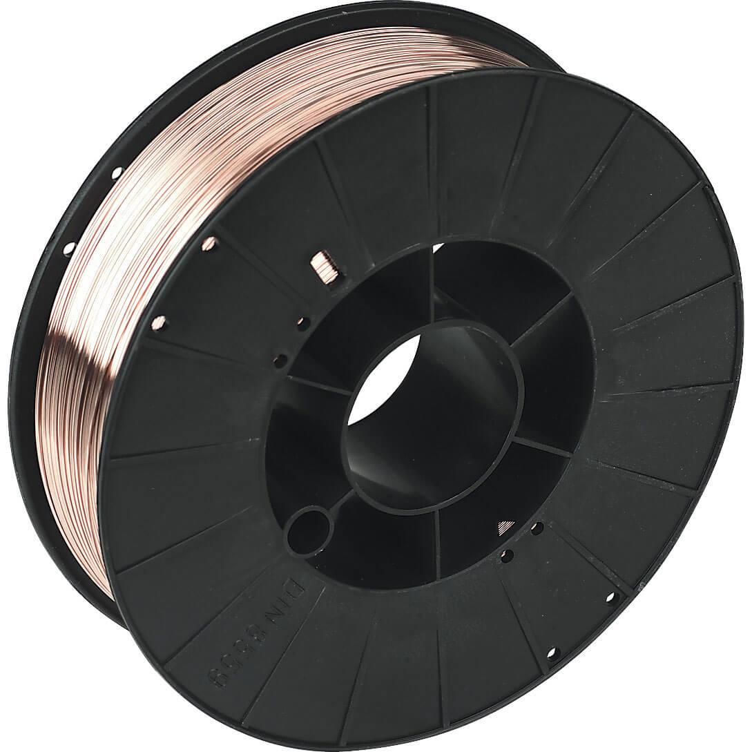 Sealey Mild Steel Mig Wire 0.6mm 5kg
