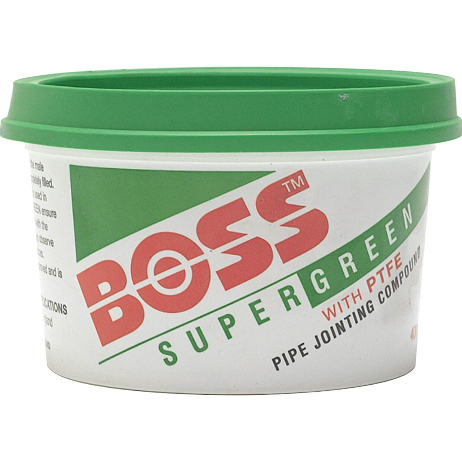 Image of Boss Green Pipe Jointing Compound 400g