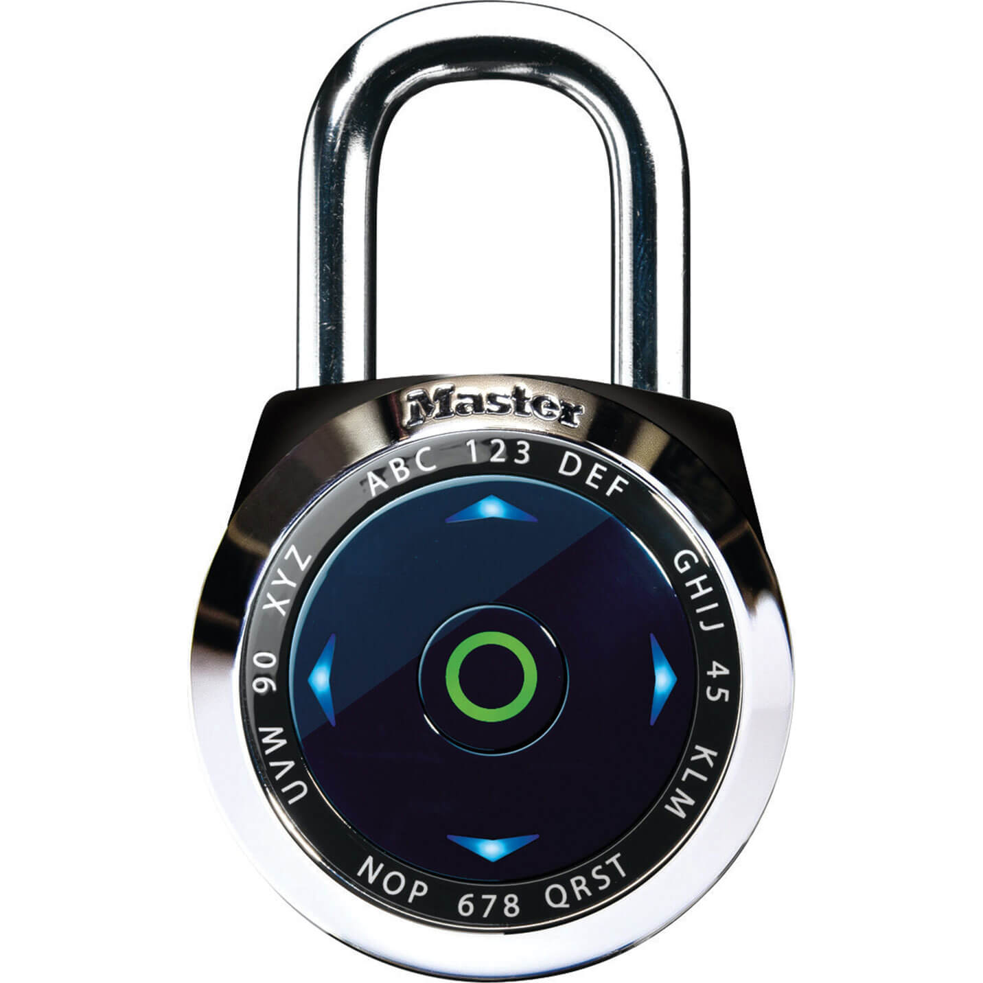 Image of Masterlock 1500E Electronic Indoor Padlock 50mm Standard