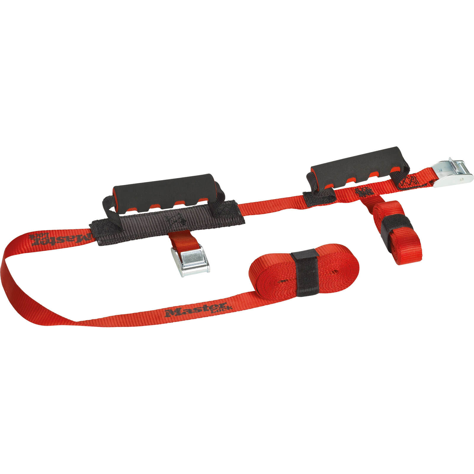 Image of Masterlock 2 Person Carry Straps