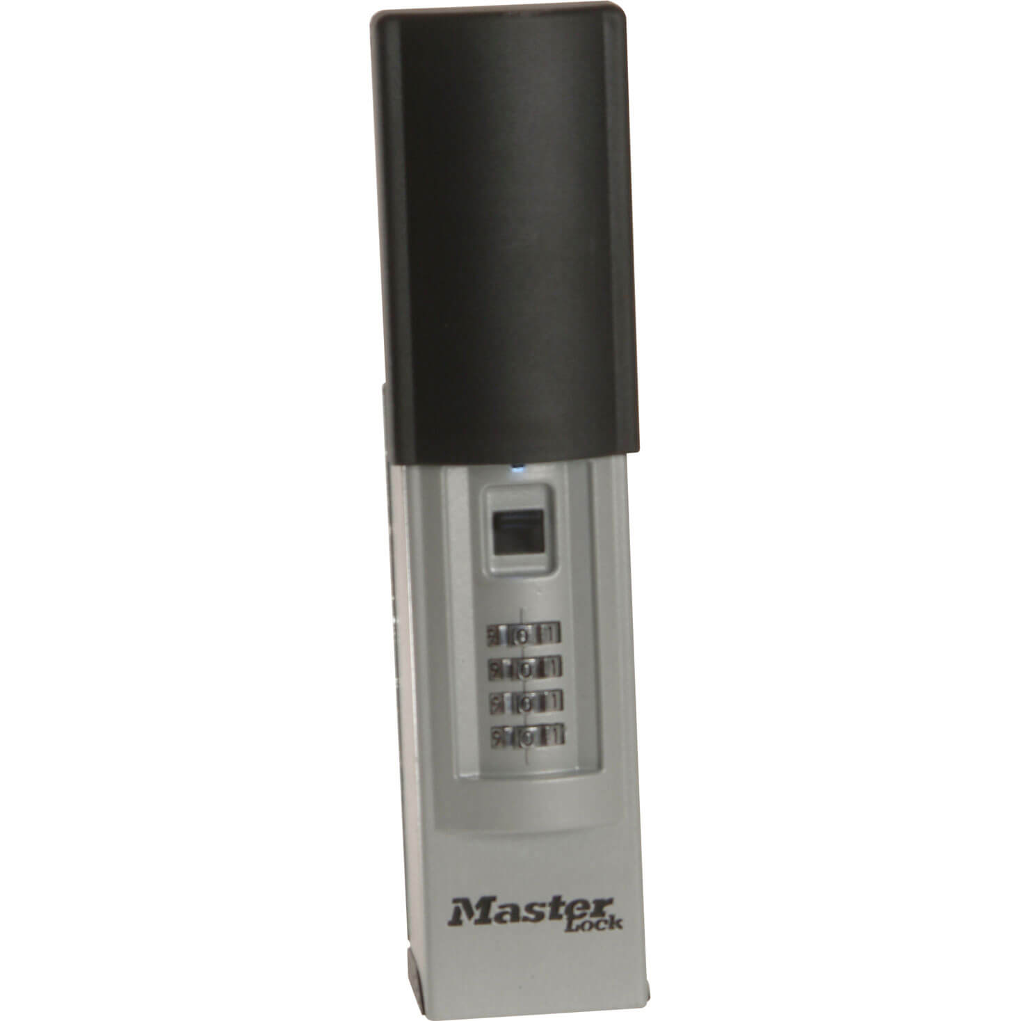 Masterlock Wall Mount Single Key Safe LED Lighted