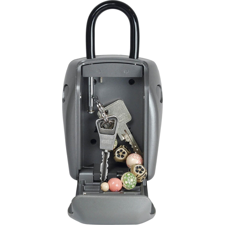 Masterlock Reinforced Portable Key Safe