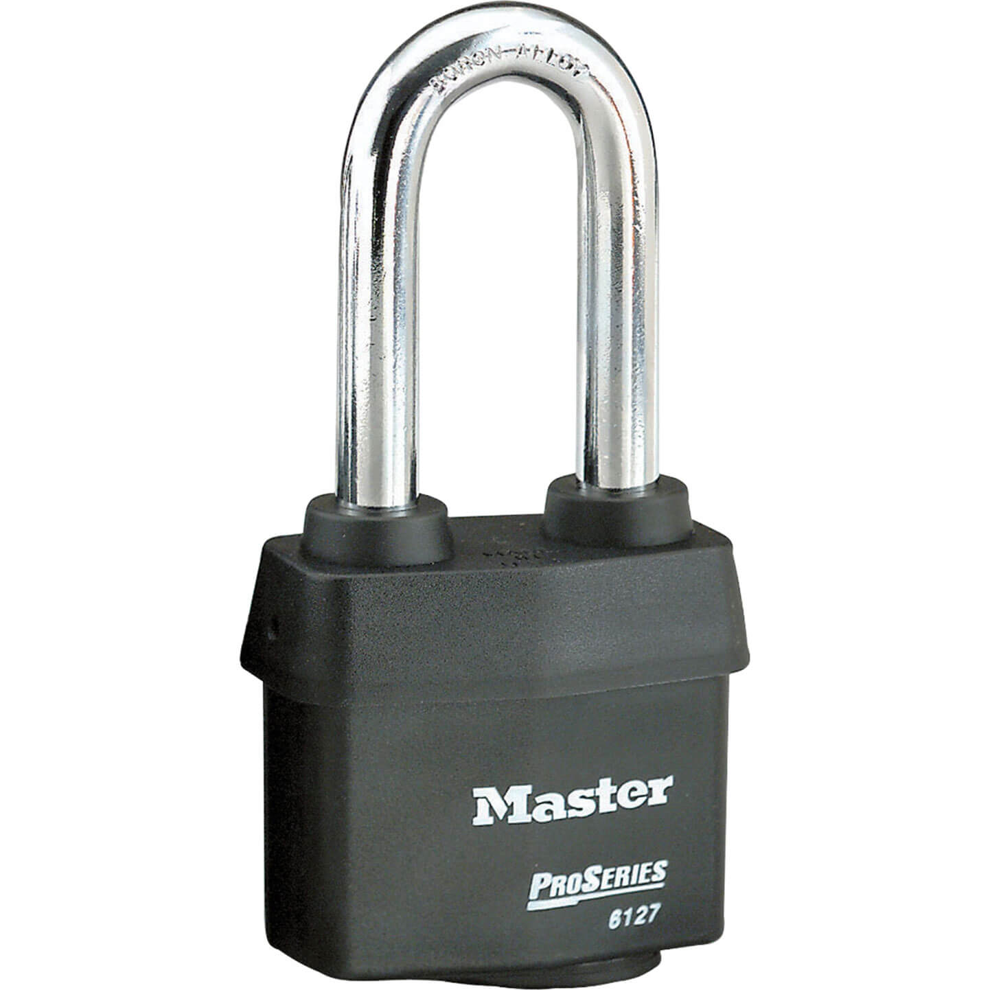 Click to view product details and reviews for Masterlock Pro Series Padlock Keyed Alike 67mm Extra Long.