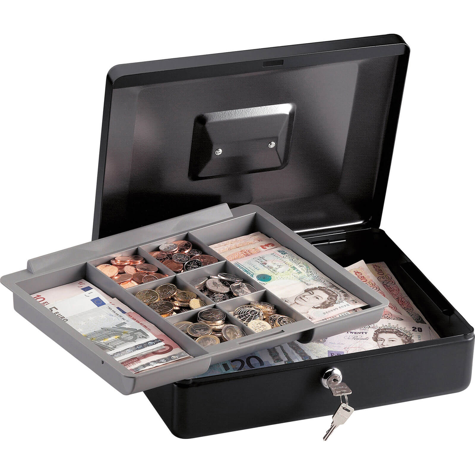 Image of Master Lock Medium Cash Box