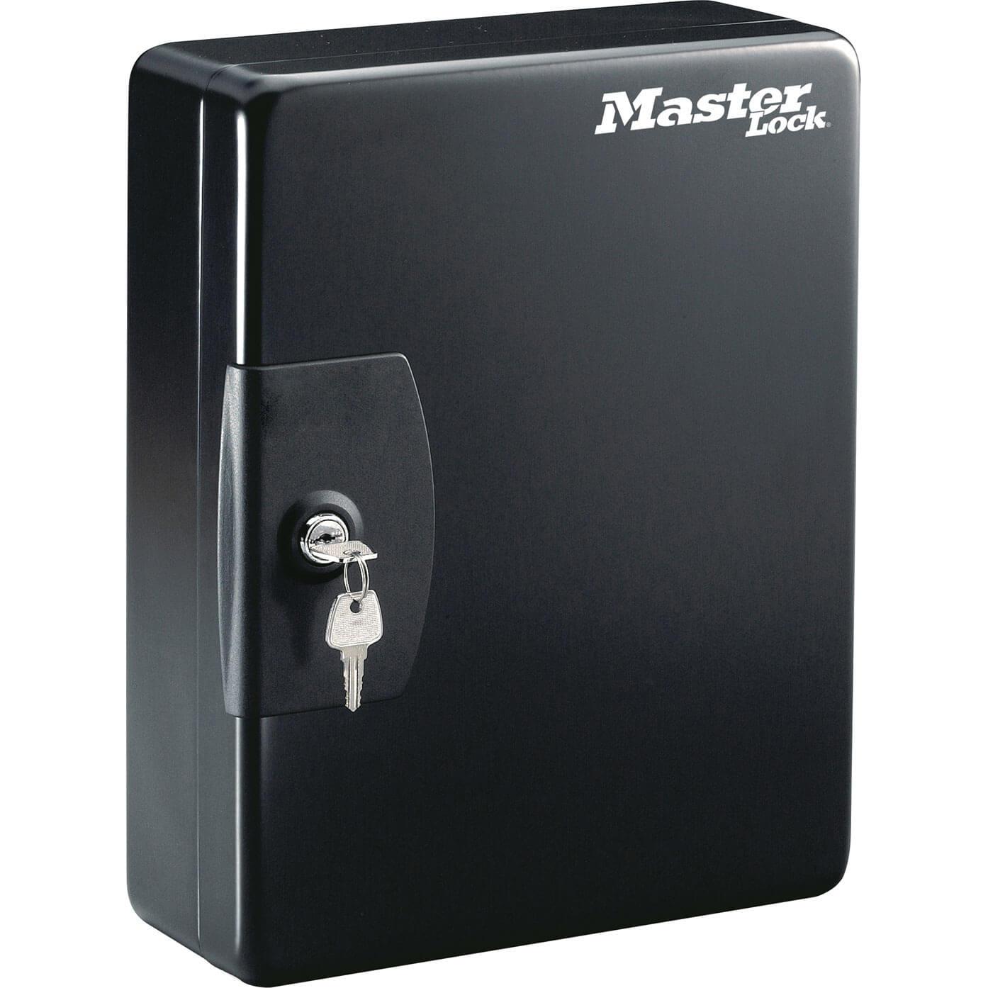 Image of Master 25 hook Lock Key Storage Lock Box