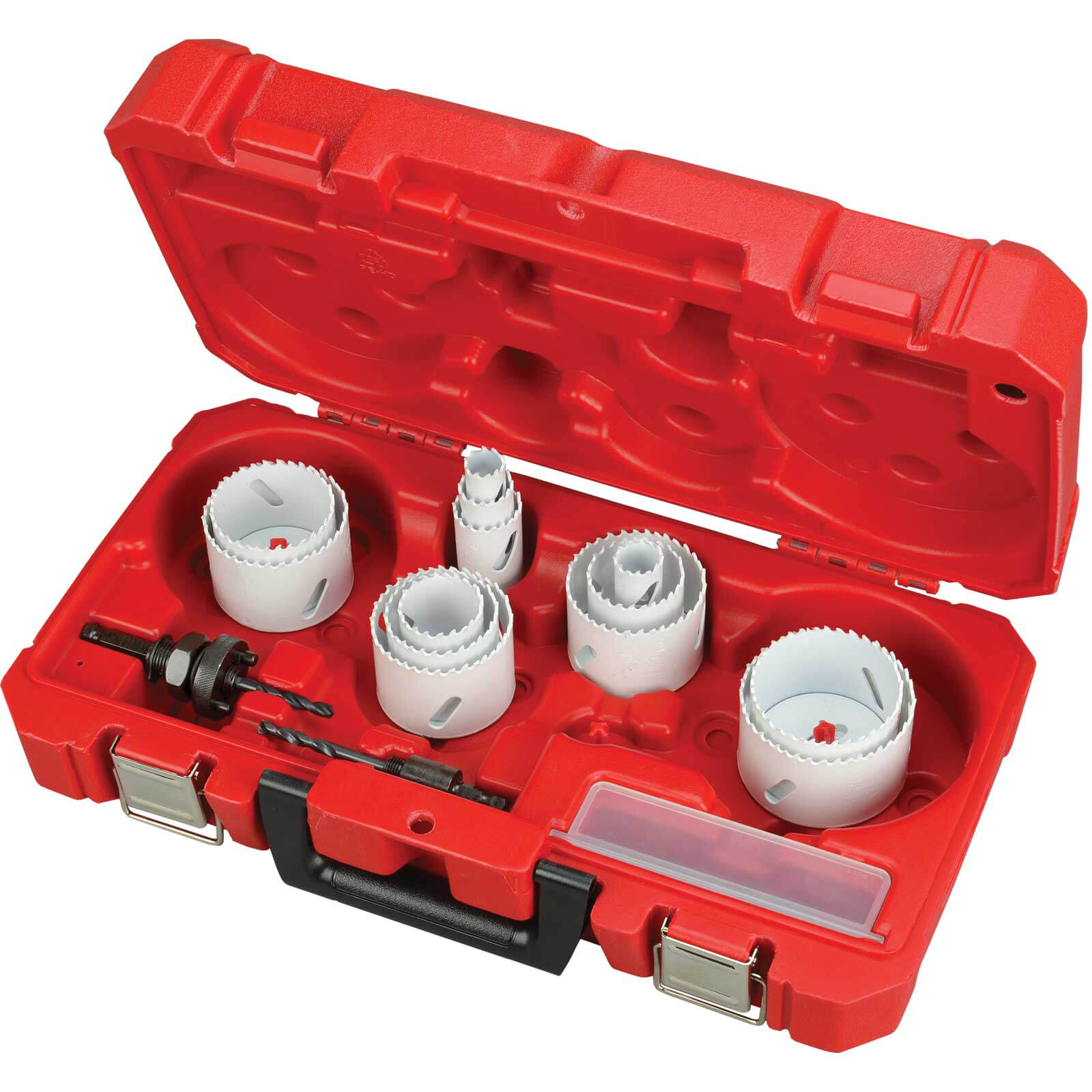 Image of Milwaukee 17 Piece Hole Dozer Bi-Metal Holesaw Set