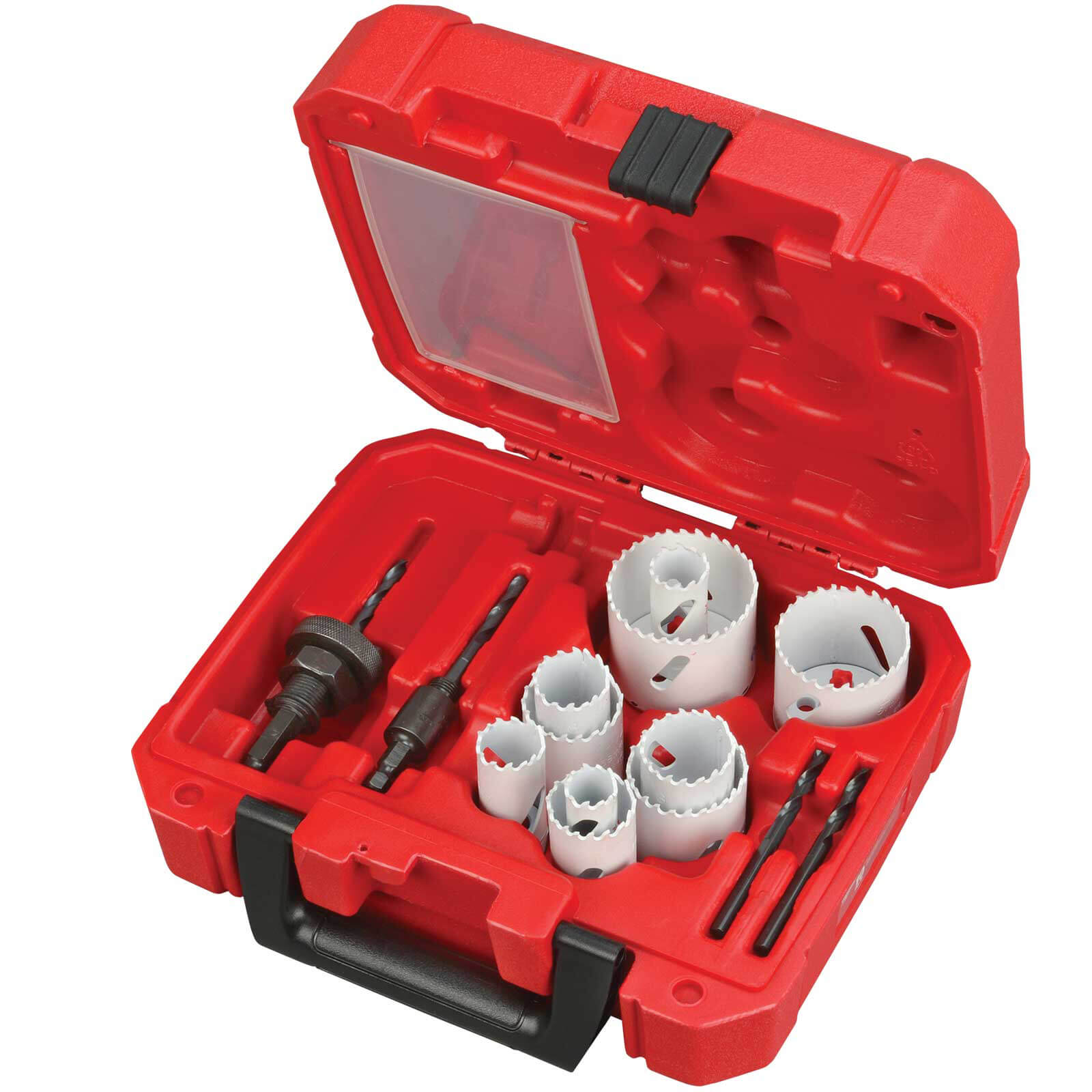 Image of Milwaukee 14 Piece Hole Dozer Bi-Metal Holesaw Set