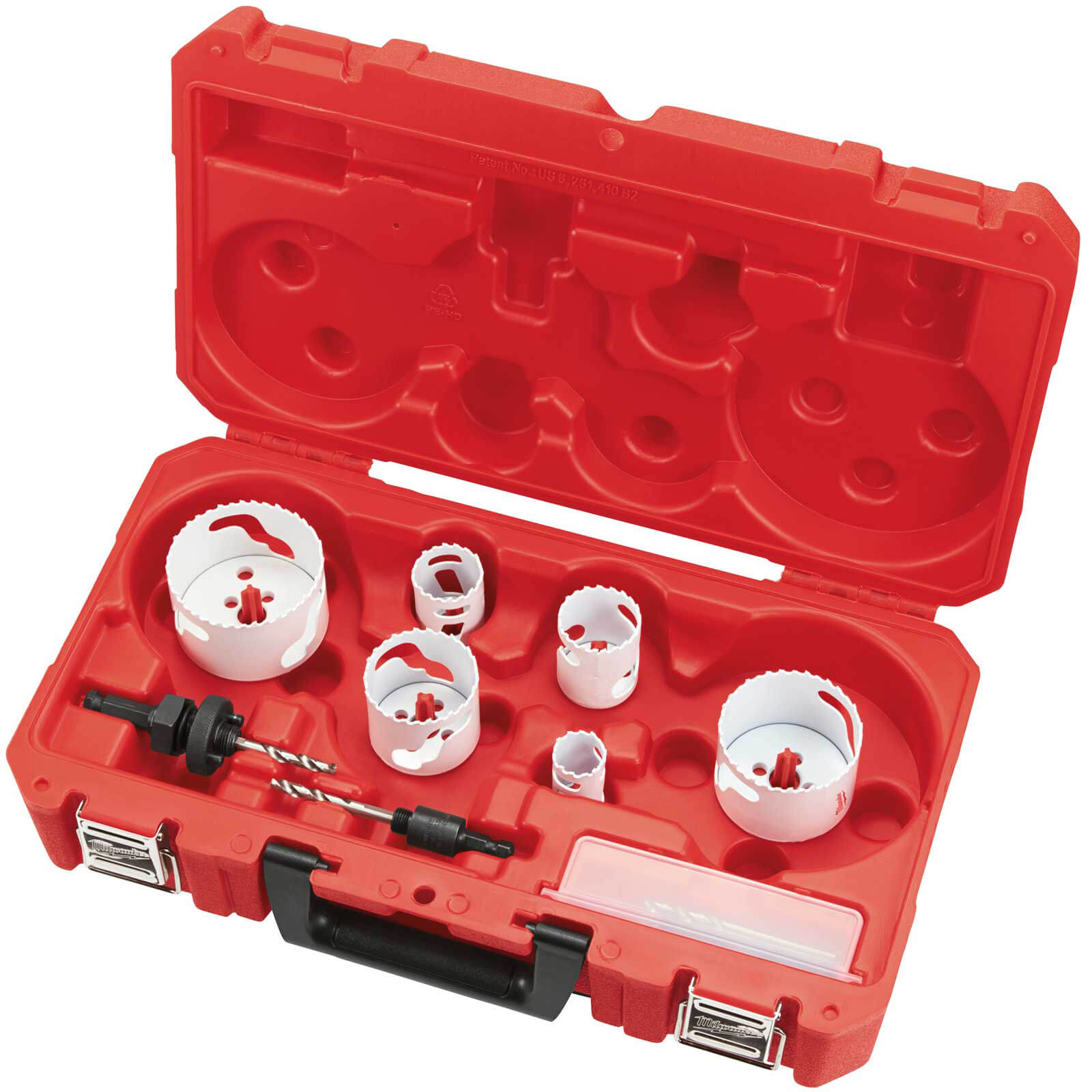 Image of Milwaukee 10 Piece Hole Dozer Bi-Metal Holesaw Set