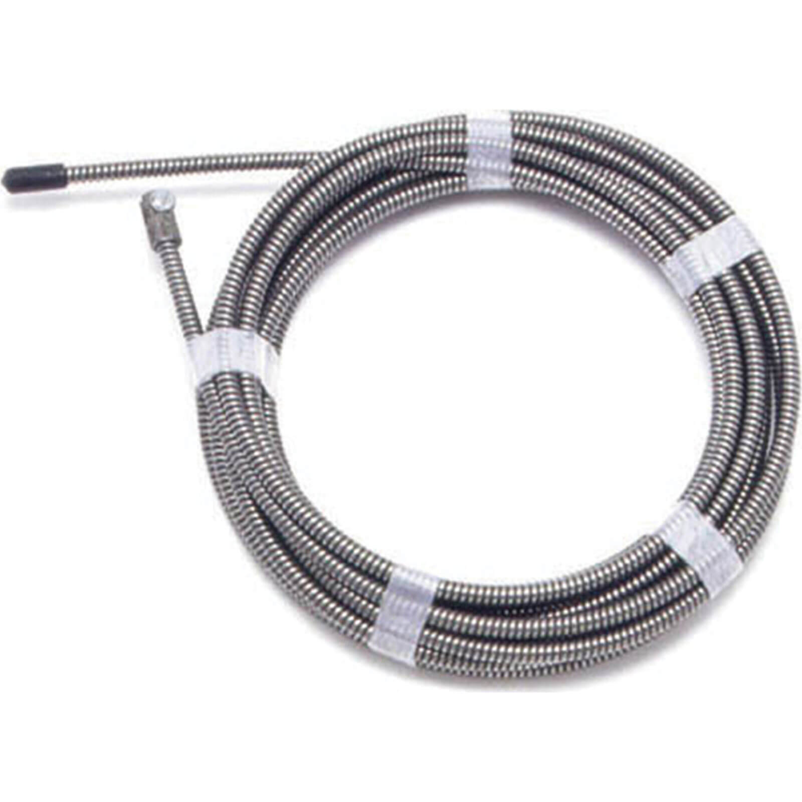 Monument Wire Spring Flexicore Drain Snake 7.5m