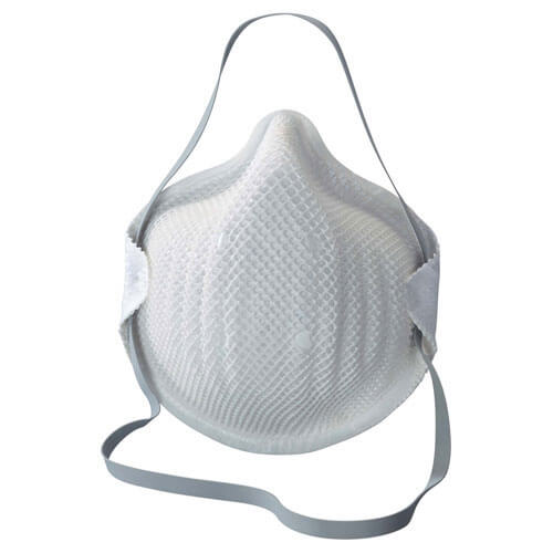Image of Moldex 2400 Classic Disposable Dust Mask FFP2 Pack of 3