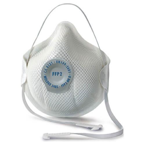 Image of Moldex 2435 Smart Comfort Seal Mask FFP2 Pack of 10