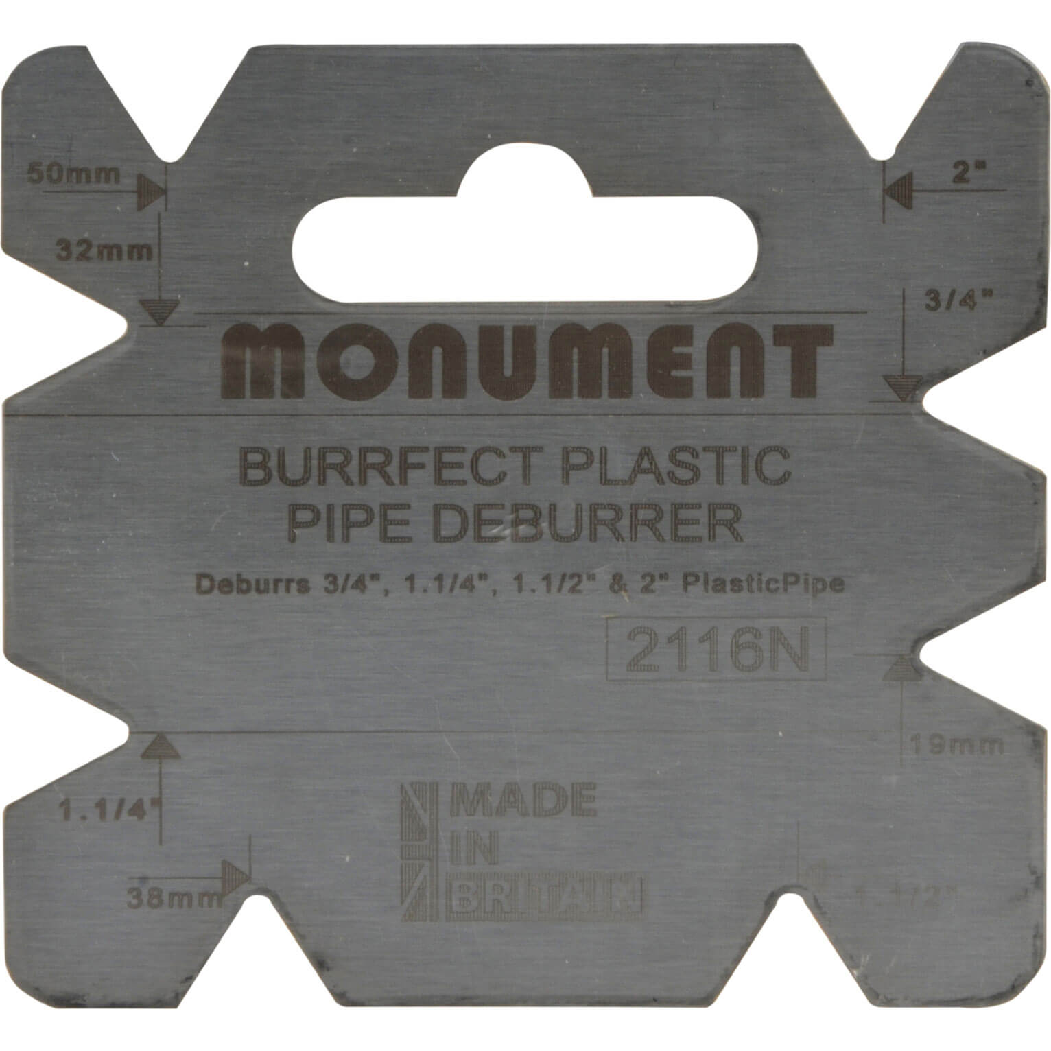 Image of Monument 2116N Burrfect Pipe Deburrer
