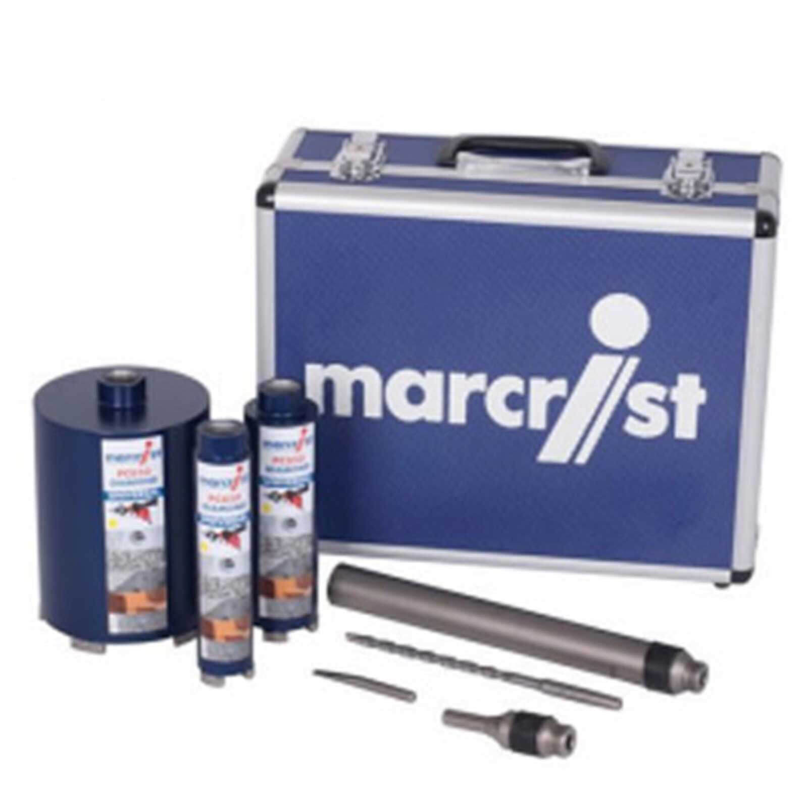 Image of Marcrist PC850 3 Piece Diamond Core Set