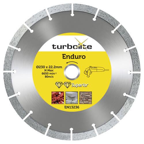 Image of Marcrist Turbolite Enduro Superior Diamond Cutting Blade 115mm