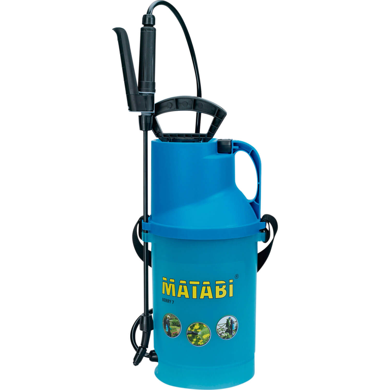 Image of Matabi Berry 7 Pressure Water Sprayer 7l