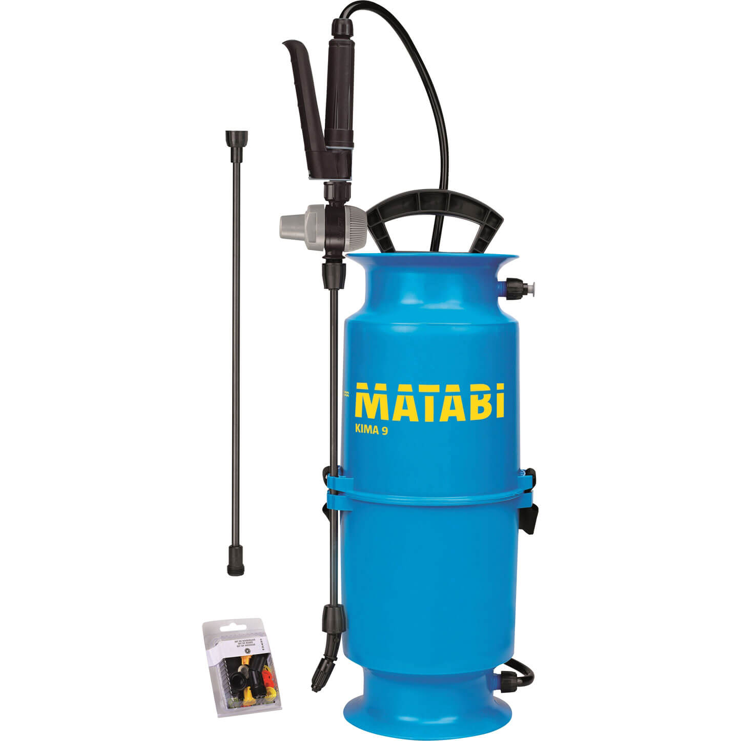 Image of Matabi Kima 6 Sprayer + Pressure Regulator 4l