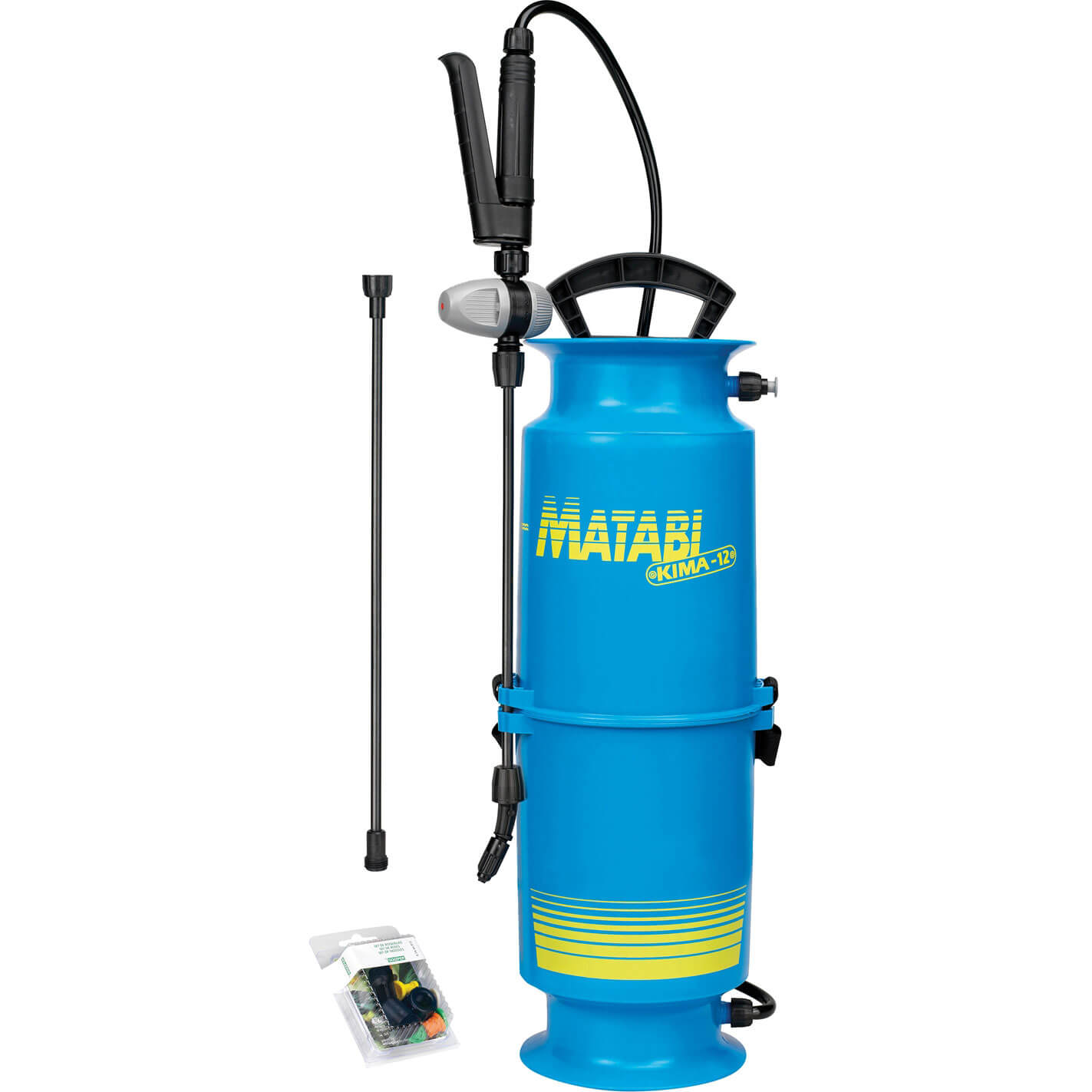 Image of Matabi Kima 12 Sprayer + Pressure Regulator 8l