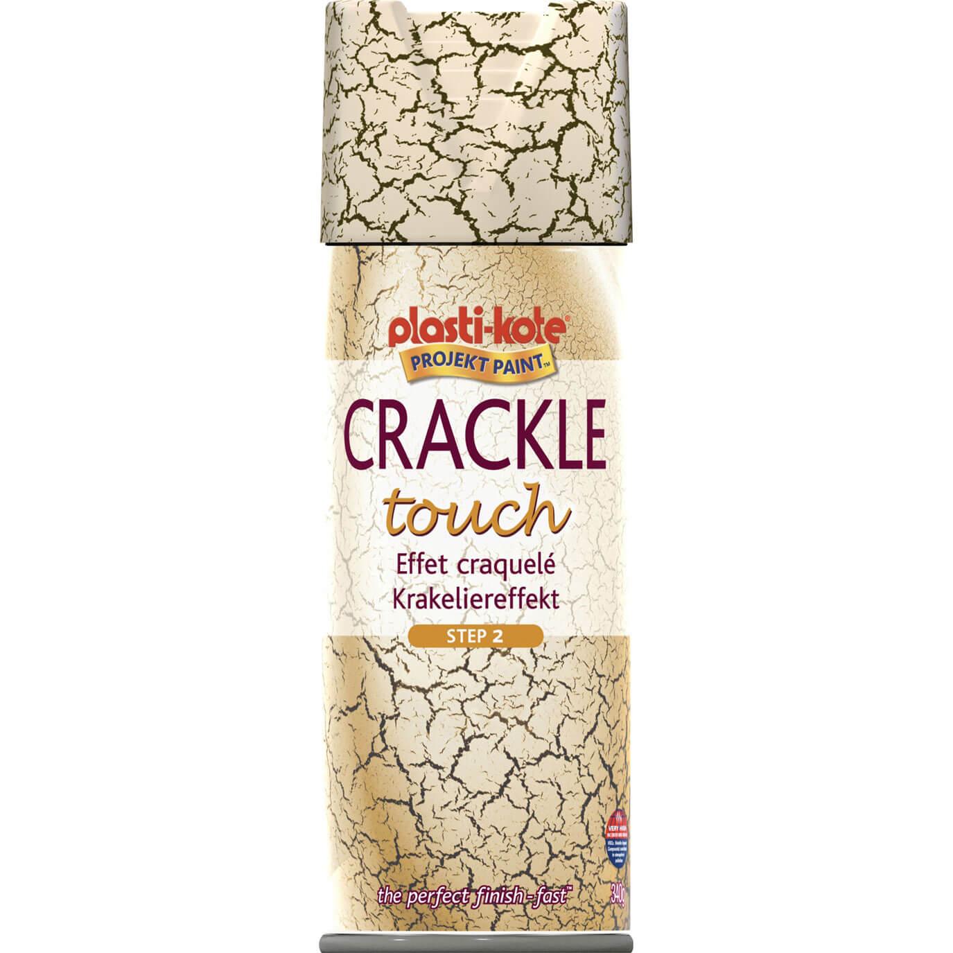 plastikote crackle touch antique look base coat aerosol spray paint. Black Bedroom Furniture Sets. Home Design Ideas