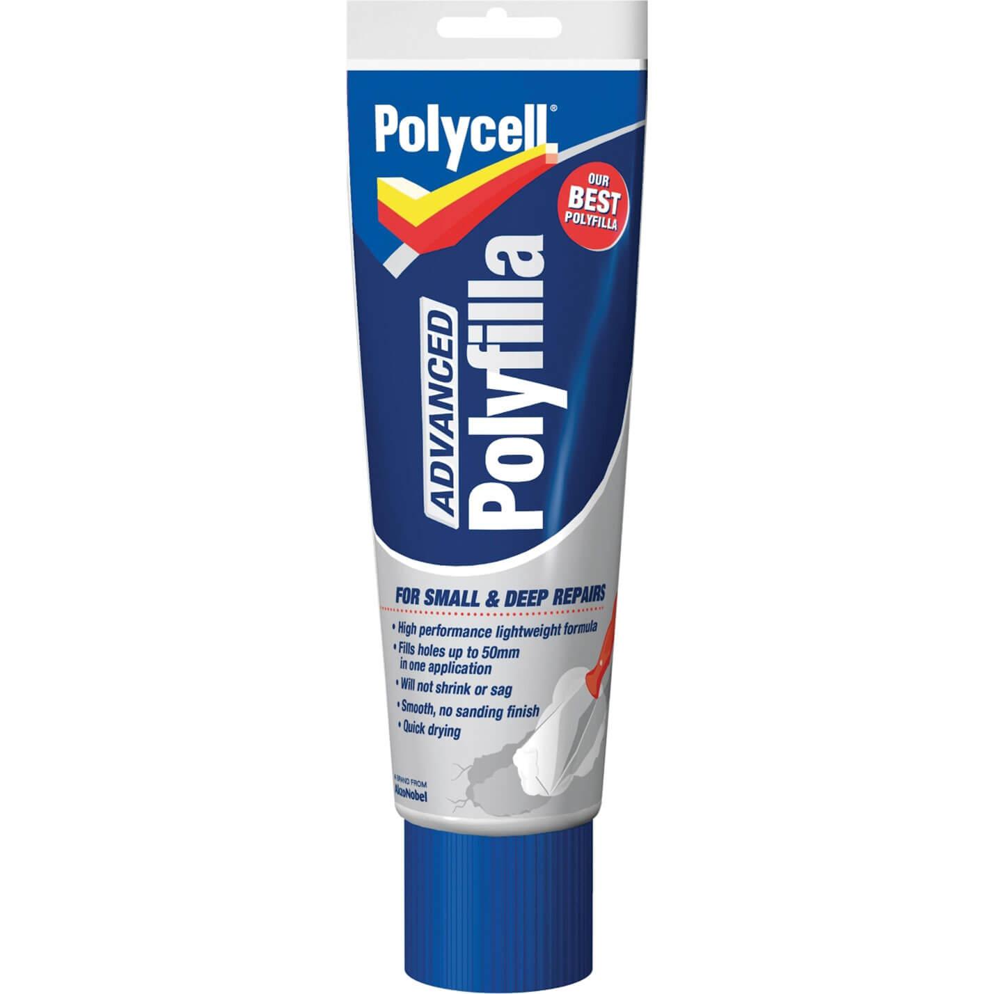Image of Polycell Advanced Polyfilla 200ml