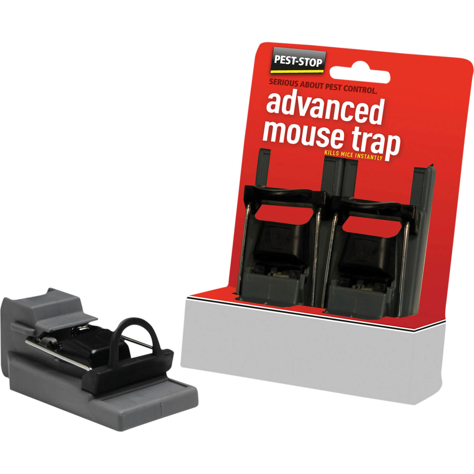 Image of Proctor Brothers Advanced Mouse Trap Pack of 2