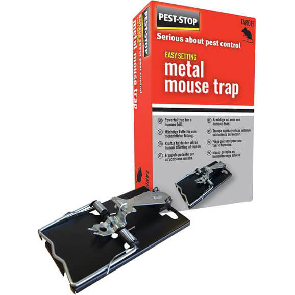 Image of Proctor Brothers Easy Setting Metal Mouse Trap