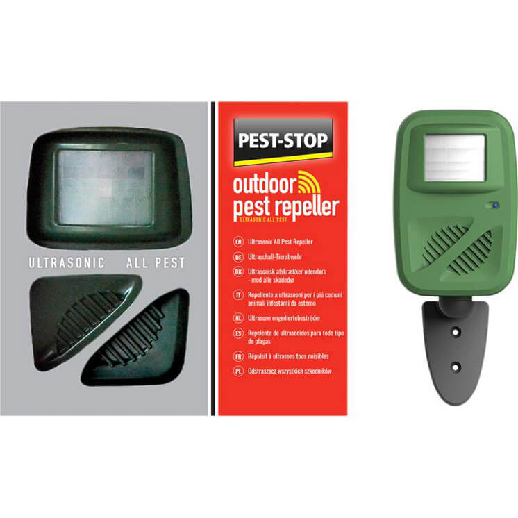 Image of Pest-Stop Systems Ultrasonic All Pest Repeller