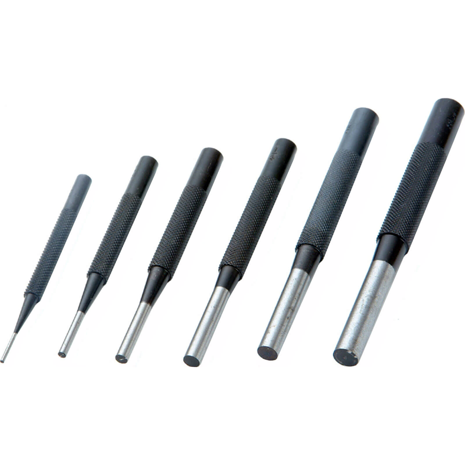 Click to view product details and reviews for Priory 6 Piece Parallel Pin Punch Set.